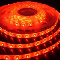 Striscia LED rossi protetta, 5 mt.