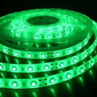 Striscia LED verdi protetta, 5 mt.